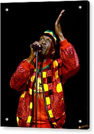 Jimmy Cliff Acrylic Print