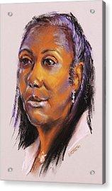 Joann Acrylic Print