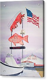 Joe Patti's Acrylic Print
