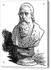 John Amos Comenius Acrylic Print by Granger