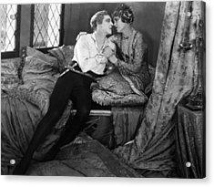 John Barrymore (1882-1942) Acrylic Print by Granger