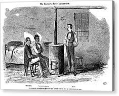 John Brown Raid, 1859 Acrylic Print by Granger