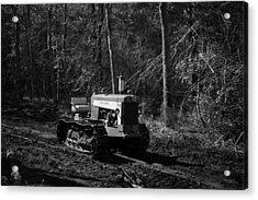 John Deere Tractors Model 430 Acrylic Print