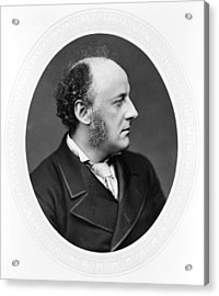 John Everett Millais 1829-1896, English Acrylic Print