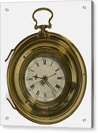John Harrisons Last Marine Timepiece Acrylic Print by Science Source