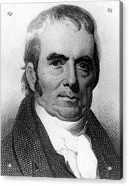John Marshall, 1755-1835, Chief Justice Acrylic Print by Everett