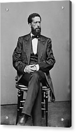 John Mercer Langston 1829-1897, Son Acrylic Print by Everett
