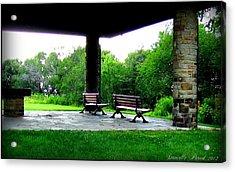Acrylic Print featuring the photograph Jollycut Park by Danielle  Parent