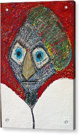 Jorge Acrylic Print by Bill Davis