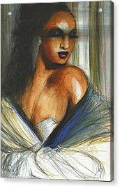 Josephine Acrylic Print