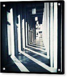 @joshjohnson #jj_forum #shadow (repost) Acrylic Print