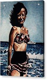 Joyce 1947 Acrylic Print
