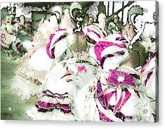 June Festival 4 Acrylic Print by Rosane Sanchez