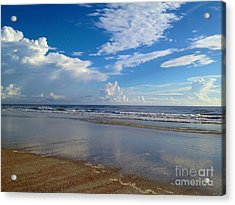 Just Breathe Acrylic Print