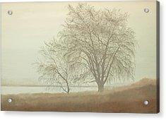 Kah Tai Fog Acrylic Print