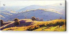Kanimbla Valley Acrylic Print by Graham Gercken
