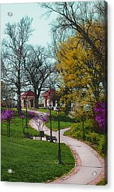 Kansas City Color Acrylic Print