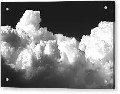 Kansas Thunderheads   Acrylic Print