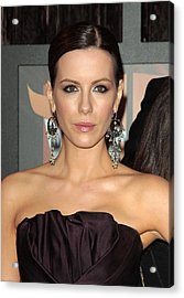 Kate Beckinsale At Arrivals For 14th Acrylic Print by Everett