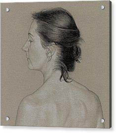 Kathleen 3 Acrylic Print