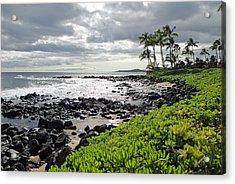 Kauai Afternoon Acrylic Print by Robert Meyers-Lussier