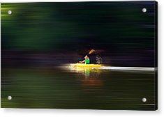 Kayak Ks Acrylic Print