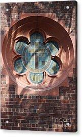 Keep The Faith Acrylic Print by Ted Wheaton