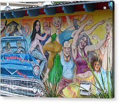 Acrylic Print featuring the photograph Keeping It Weird In Austin by Patti Whitten