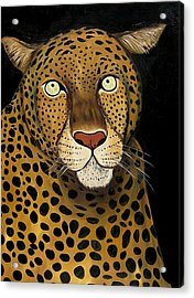 Keeping It Wild Acrylic Print