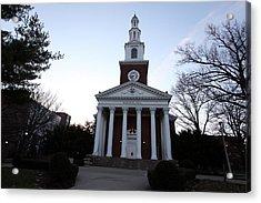 Kentucky Memorial Hall Acrylic Print by Replay Photos