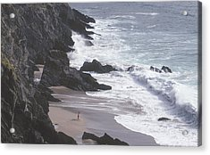Kerry Beach Acrylic Print