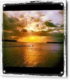 Key West Acrylic Print