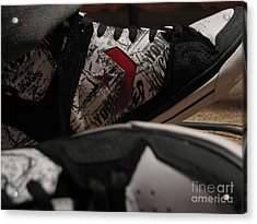 Kicks Acrylic Print