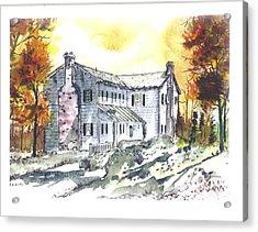 Kilgore Lewis Home Acrylic Print