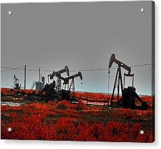 Killing Ground Acrylic Print