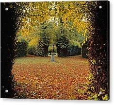 Killruddery House And Gardens, Bray, Co Acrylic Print