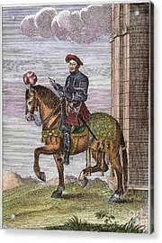 King Francis I (1494-1547) Acrylic Print by Granger