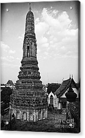 King's Spire Acrylic Print by Thanh Tran