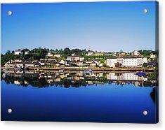 Kinsale, Co Cork, Ireland Acrylic Print