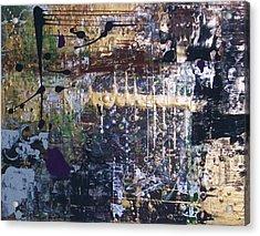 Klondike Gold Acrylic Print