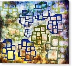 Knowledge Is Not Wisdom 3 Acrylic Print