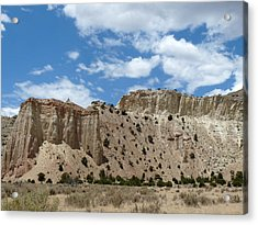 Kodachrome Basin State Park II Acrylic Print by Terry Eve Tanner