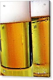 Koelsch - Fine Beer Of Cologne Acrylic Print by Tanja Cathrin  Liebig
