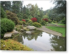 Acrylic Print featuring the photograph Kubota Park by Jerry Cahill
