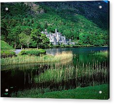 Kylemore Abbey, Co Galway, Ireland Acrylic Print by The Irish Image Collection
