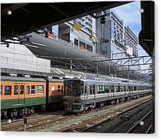 Kyoto Main Train Station - Japan Acrylic Print