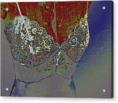 Lacy - 1 Acrylic Print