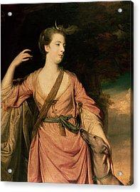 Lady Dawson Acrylic Print