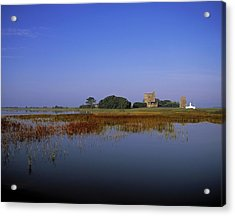 Ladys Island, Co Wexford, Ireland Site Acrylic Print by The Irish Image Collection