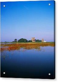 Ladys Island, Co Wexford, Ireland Acrylic Print by The Irish Image Collection